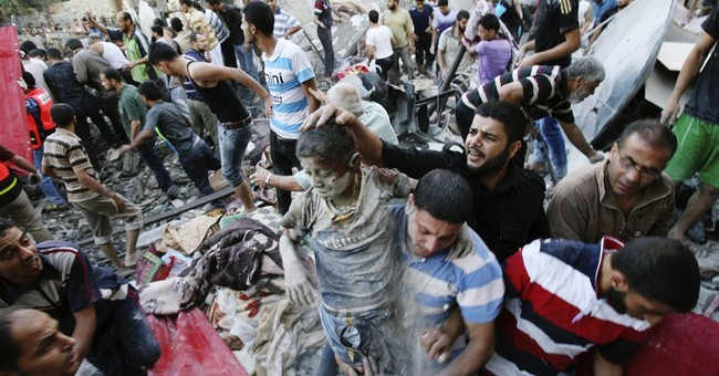 Israel, Hamas  accept Egyptian cease-fire plan