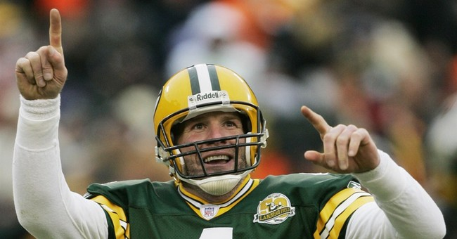 Packers adding Brett Favre to Hall of Fame in 2015