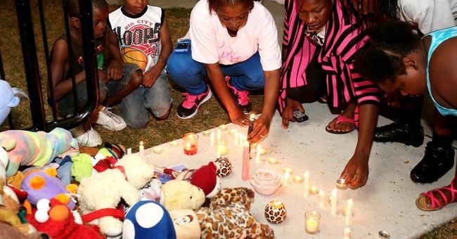 Man, teen charged with killing sleeping boy, 8