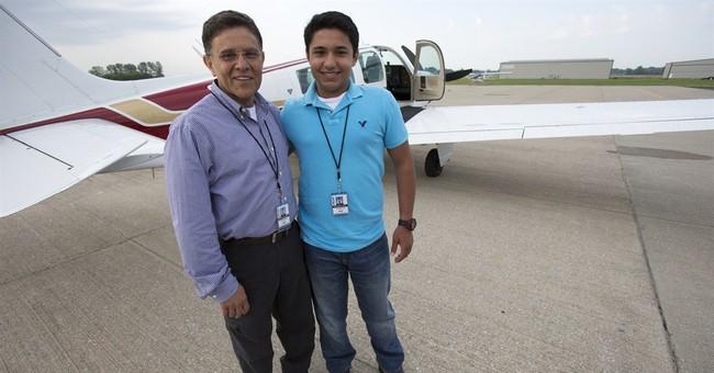 Beacon recovered after teen pilot's ocean crash