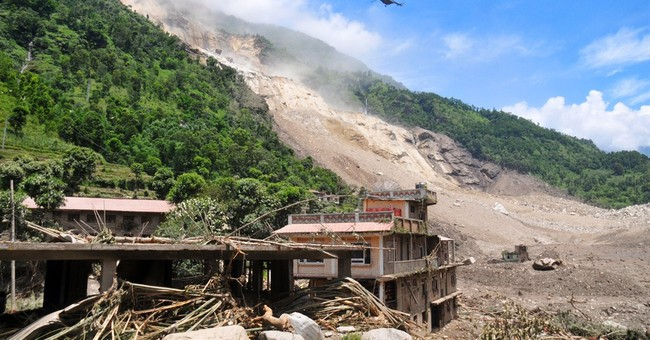 'No chance' of finding 159 Nepal landslide victims