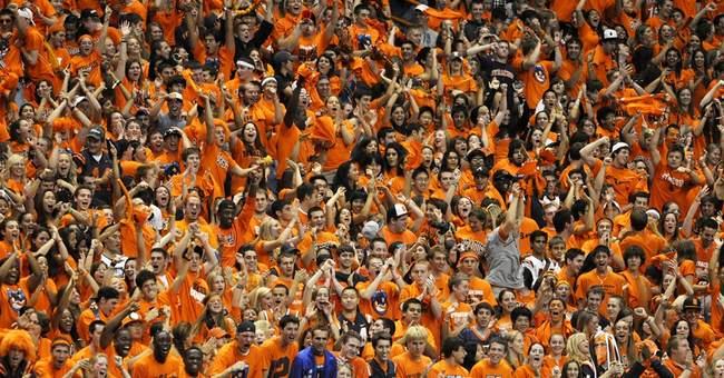 Syracuse University ranks as No. 1 party school