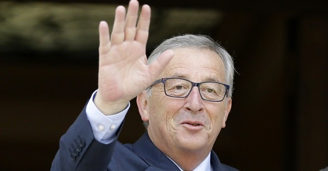 Juncker: Greece offered example to Argentina
