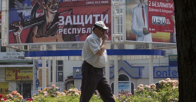 East Ukraine city dying under siege
