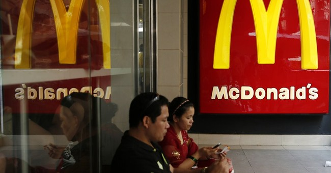 McDonald's says China meat scandal hurting sales