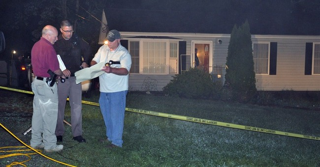 Sheriff: Focus on dad as shooter in murder-suicide