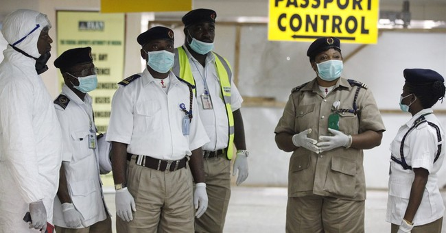 US gov't had role in Ebola drug given aid workers