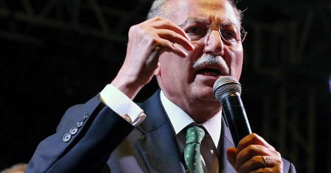Turkish presidential candidate queries ballots
