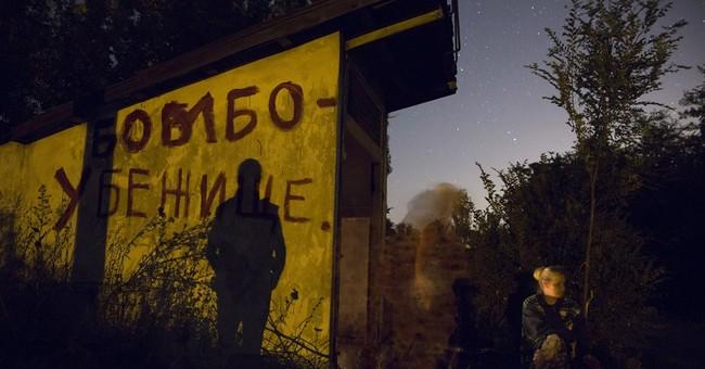 Ukraine fighting reaches rebel-held Donetsk