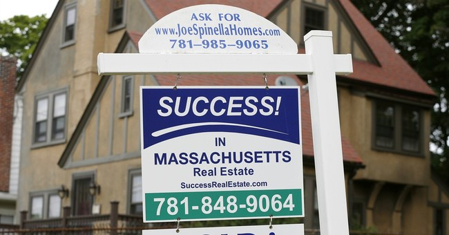 Year-over-year US home prices show a slowing gain