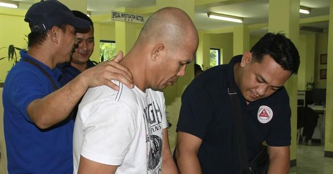 Arrested Filipino militant: Terror suspect alive