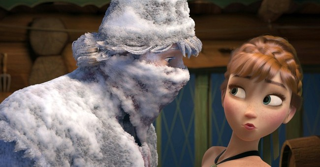 'Frozen' helps Disney 3Q profit rise 22 percent