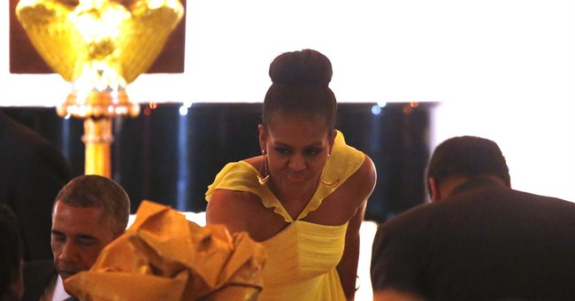 Obama welcomes African leaders for unusual dinner