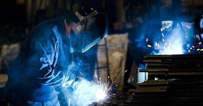 US factory orders rise 1.1 percent in June
