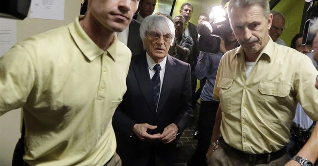 German court ends Ecclestone bribery trial