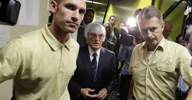 German court ends Ecclestone bribery trial