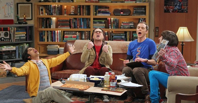 Cast of 'Big Bang Theory' sign new deals