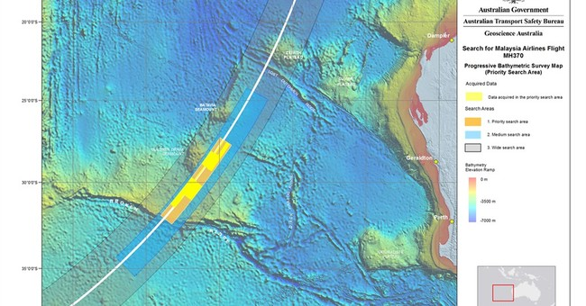 Dutch contractor selected for Malaysian jet search