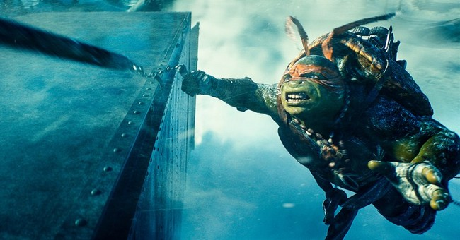 Review: Made-over 'Turtles' return in a reboot