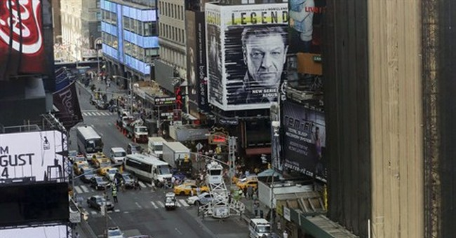 DA:  Drug tests negative in Times Square crash