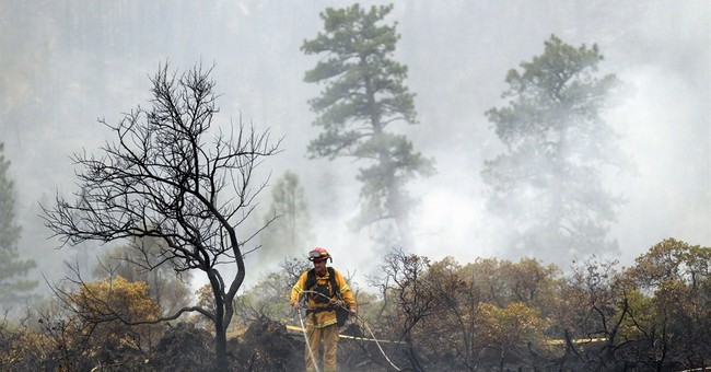 Money allocated for fighting fires to run out