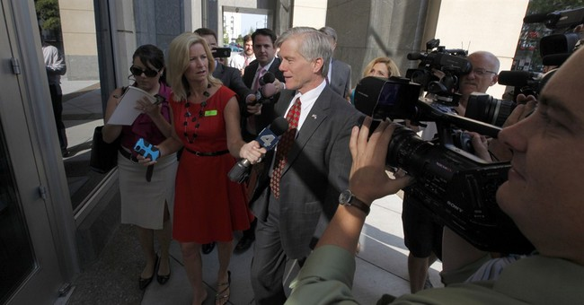 Aide to ex-Va. 1st lady: No signs of marital woes