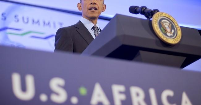 Obama: US sanctions are straining Russian economy