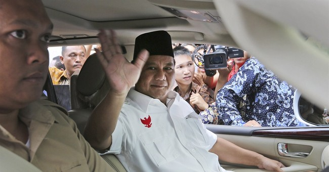 Indonesian court begins hearing election dispute