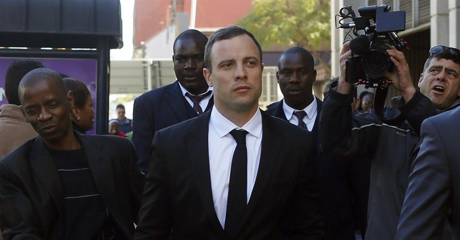 Family: Pistorius' brother in intensive care