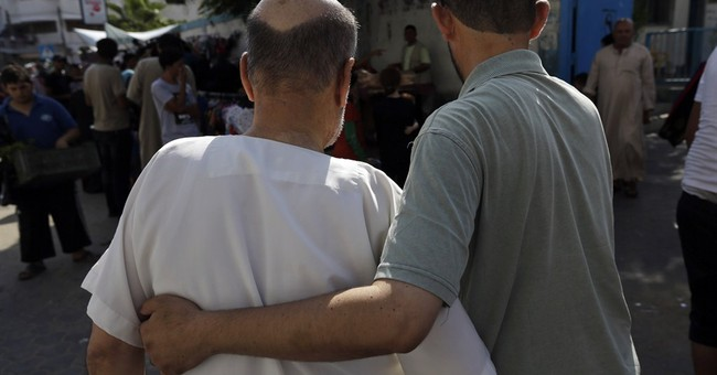 Israel-Palestinian talks on Gaza underway in Cairo