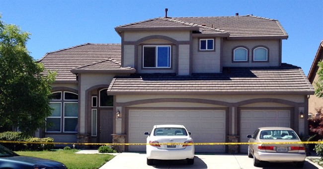 Police: Son in family found dead stabbed parents