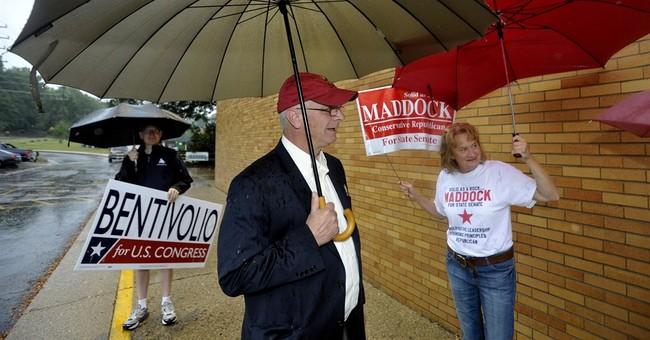 Michigan GOP US House incumbent loses primary
