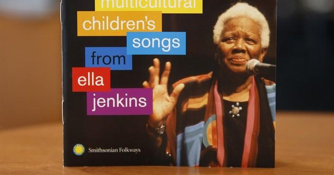 Children's singer Ella Jenkins going strong at 90