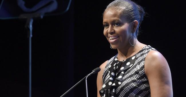 Obama, Bush 1st ladies press for girls' education