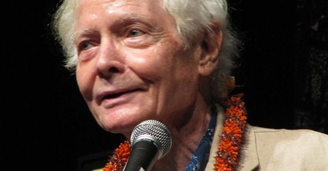 Prize-winning poet still at work at age 86