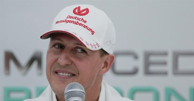 Suspect in Schumacher records probe found dead