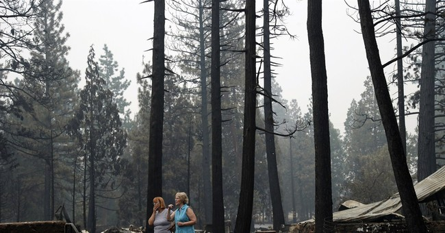Amid respite, West readies for more wildfires