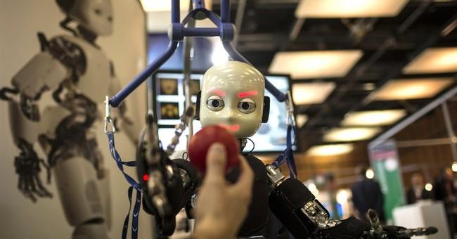 Pew: Split views on robots' employment benefits