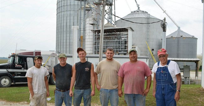 81-year-old Indiana farmer rescued from grain bin