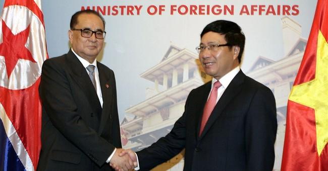 North Korea FM visits Vietnam to expand ties