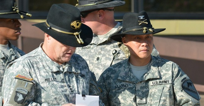Army promotes first Vietnamese-American general