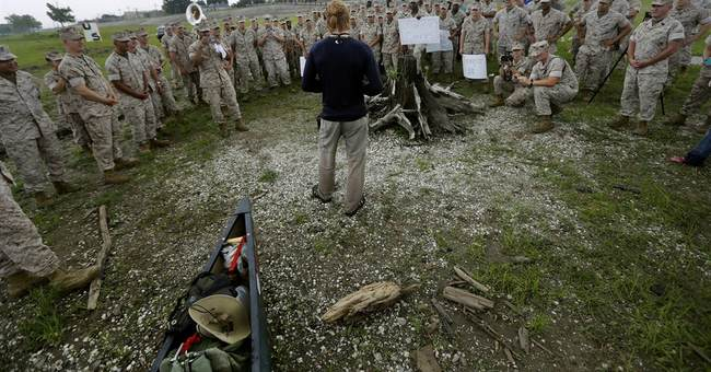 Former Marine paddles away 2 tours in Afghanistan