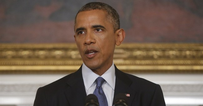 Text of Obama's statement on airstrikes in Iraq