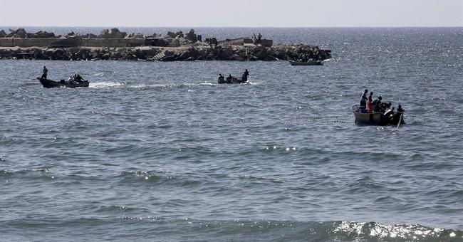 Europeans pressing for Gaza harbor development