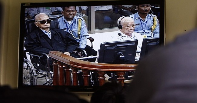 Cambodia tribunal convicts Khmer Rouge leaders