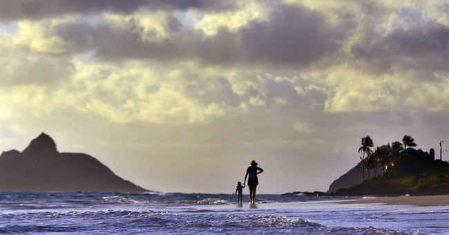 Wind, rain eases as tropical storm passes Hawaii