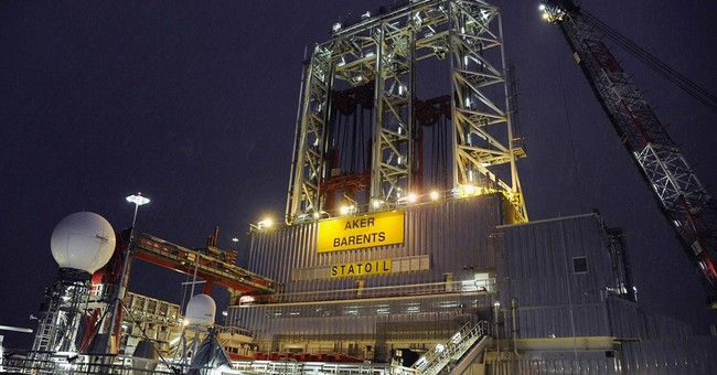 Norway's Statoil comes up dry at Arctic wells