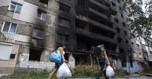 NATO pledges support to conflict-wracked Ukraine