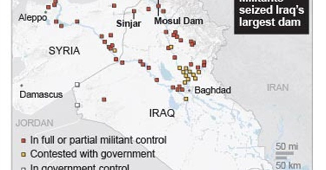 Obama authorizes renewed airstrikes in Iraq