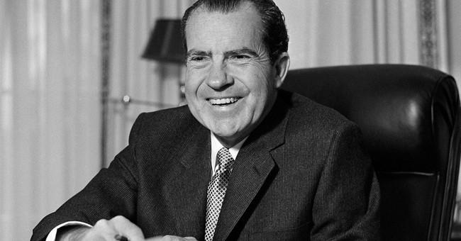 Nixon's back! (At least on Twitter)